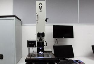 Dr. Schneider WM2 microscope